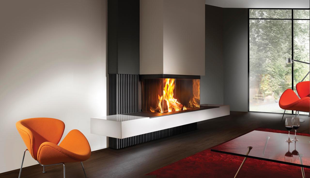 reisinger exclusive kamine kal fire. Black Bedroom Furniture Sets. Home Design Ideas