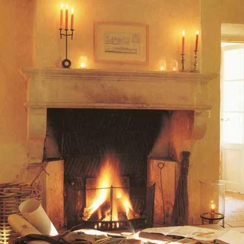 Reisinger: Exclusive Kamine · Landhaus Kamine